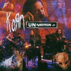 KORN: UNPLUGGED CD