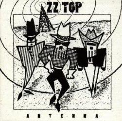 ZZ TOP: ANTENNA   CD