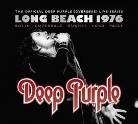 DEEP PURPLE: LONG BEACH  1976.  2CD
