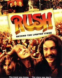 RUSH: BEYOND THE LIGHTED STAGE  (2 DVD)