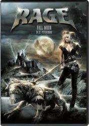 RAGE: FULL MOON IN ST. PETERSBUG (DVD+CD)