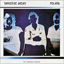 TANGERINE DREAM: POLAND  CD -Extracts from Poland-The Warsaw concert  CD