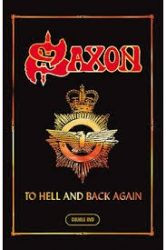 SAXON: TO HELL AND BACK AGAIN  (2DVD)