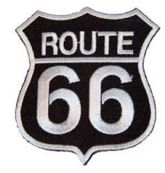 HÁTFELVARRÓ-ROUTE 66  (hímzett, rendelésre)