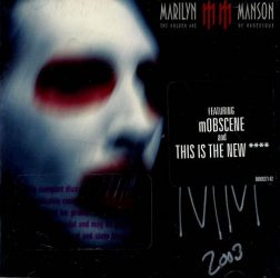MARILYN MANSON: THE GOLDEN AGE OF GROTESQUE  (.CD)