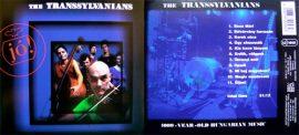 TRANSSYLVANIANS: JÓ!   CD