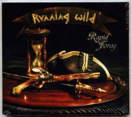 RUNNING WILD: RAPID FORAY  CD  (DIGIPACK)
