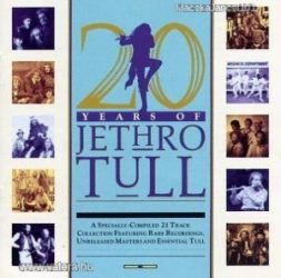 JETHRO TULL: 20 YEARS OF JETHRO TULL   CD