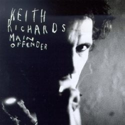 KEITH RICHARDS: MAIN OFFENDER  CD