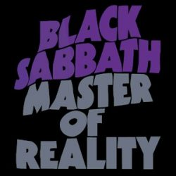BLACK SABBATH: MASTER OF REALITY   CD