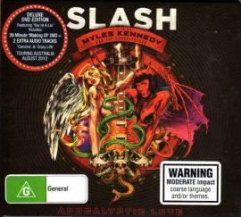 SLASH: APOCALYPTIC LOVE   CD+DVD