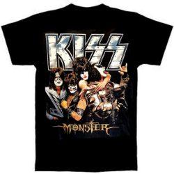 KISS: Monster  póló (RENDELÉSRE)
