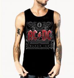 AC/DC: Black Ice férfi trikó  (RENDELÉSRE)