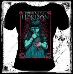 BRING ME THE HORIZON: My Little... női póló