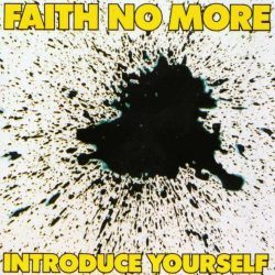 FAITH NO MORE: INTRODUCE YOURSELF   CD