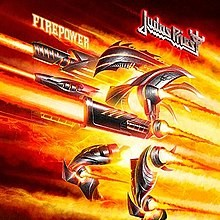 JUDAS PRIEST: FIREPOWER  CD