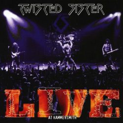 TWISTED SISTER: LIVE AT HAMMERSMITH  2CD