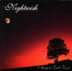 NIGHTWISH: ANGEL FALL FIRST  CD