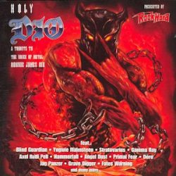 DIO: A TRIBUTE TO THE VOICE OF METAL (2CD)