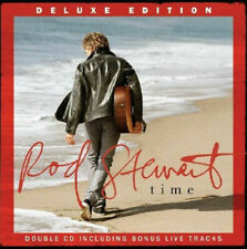 ROD STEWART: TIME  deluxe edition  2CD