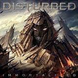 DISTURBED: IMMORTALIZED  CD