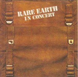 RARE EARTH: IN CONCERT  CD