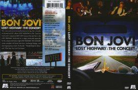 BON JOVI: LOST HIGHWAY: THE CONCERT  DVD