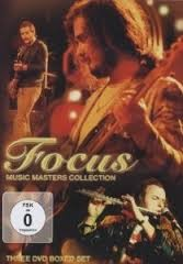 FOCUS: MUSIC MASTERS COLLECTION (3DVD)