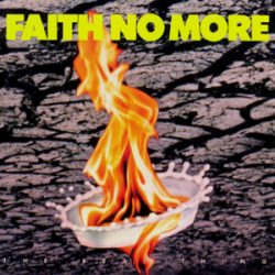 FAITH NO MORE: THE REAL THINGS   CD