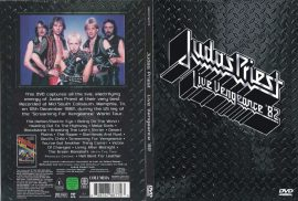 JUDAS PRIEST: LIVE VEGANCE '82  DVD