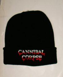 KÖTÖTT SAPKA: Cannibal Corpse  (visszahajtott  peremes)