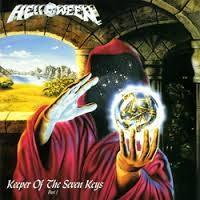 HELLOWEEN: KEEPER OF THE SEVEN KEYS PART 1. (expanded edit.+bonus) CD