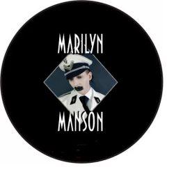 MARILYN MANSON 2.  kitűző