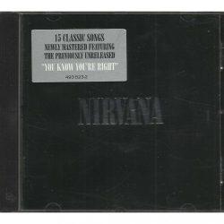NIRVANA: IN UTERO (deluxe edition, 2CD, 43 total tracks)  CD