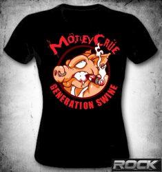 MOTORHEAD: Jubileum  női trikó  (RENDELÉSRE)