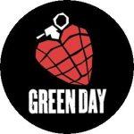 GREEN DAY: Grenade kitűző
