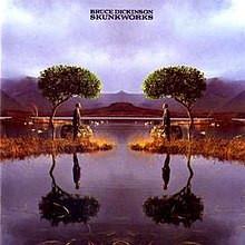 BRUCE DICKINSON: SKUNKWORKS  CD