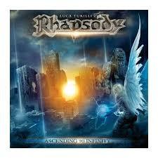 RHAPSODY: ASCENDING TO ETERNITY (ltd. CD+DVD+digibook+bonus track, video clip)