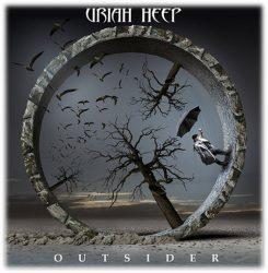 URIAH HEEP: OUTSIDER  CD