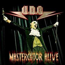 UDO: MASTERCUTOR ALIVE  2CD