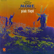 PINK FLOYD: MUSIC FROM THE FILM MORE CD