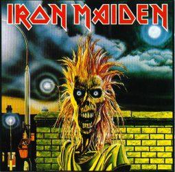 IRON MAIDEN: IRON MAIDEN  CD