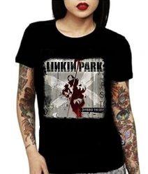 LINKIN PARK: Hybrid theory  női póló