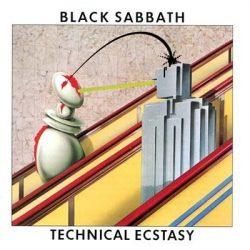 BLACK SABBATH: TECHNICAL ECSTASY digipack  CD