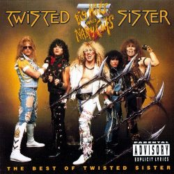 TWISTED SISTER: THE BEST OF  CD