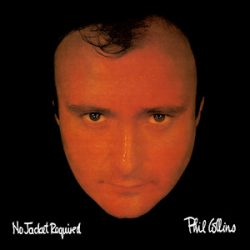 PHIL COLLINS: NO JACKET REQUIRED  CD