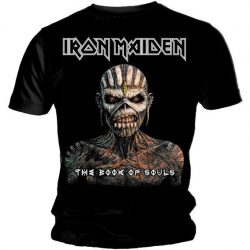IRON MAIDEN: The book of souls   póló  (RENDELÉSRE)