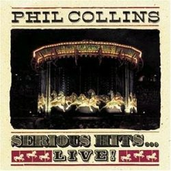 PHIL COLLINS: SERIOUS HITS LIVE  CD