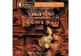 ALICE COOPER: BRUTALLY...LIVE  CD+DVD