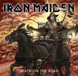 IRON MAIDEN: DEATH ON THE ROAD  2CD